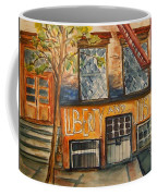 Nyc Graffiti Coffee Mug
