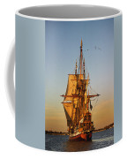 Nyckel On The Chester Coffee Mug by Skip Willits