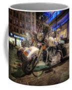 Nypd Bikes Coffee Mug by Yhun Suarez
