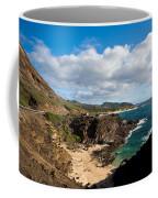 Oahu Coastal Getaway Coffee Mug