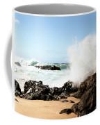 Oahu North Shore Breaker Coffee Mug