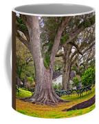 Oak Alley Backyard Coffee Mug