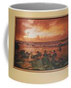 Oak Floater Frame Coffee Mug