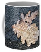 Oak Leaves Coffee Mug