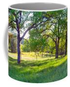 Oak Trees In The Spring Coffee Mug