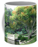 Oasis In A Sea Of Green Coffee Mug