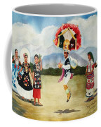 Oaxaca Dancers Coffee Mug