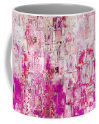 Oblong Abstract I Coffee Mug