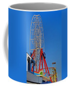 Oc Winter Ferris Wheel Coffee Mug