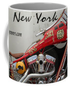 Occ Fdny Motorcycle Coffee Mug