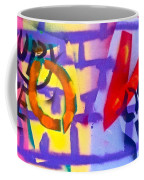 Occupy Graffiti Love Coffee Mug