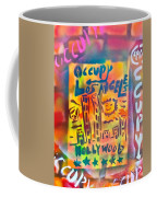 Occupy Hollywood Coffee Mug
