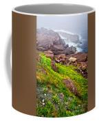 Ocean Below Coffee Mug