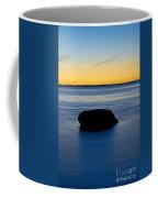Ocean Boulder Coffee Mug