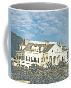 Ocean Drive Mansion Ri Coffee Mug