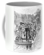 Ocean Grove Ferry, 1878 Coffee Mug