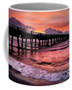 Ocean Lace Coffee Mug