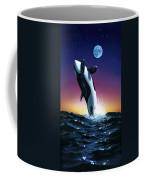Ocean Leap Coffee Mug