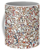 Ocean Shells Coffee Mug