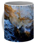 Shell Beach Ocean Tunnel Coffee Mug