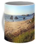 Bandon Oregon Shorelines Coffee Mug