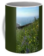 Ocean Wildflowers Coffee Mug