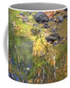 October Colors Reflected Coffee Mug
