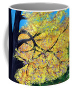 October Fall Foliage Coffee Mug