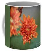 October Mums Coffee Mug