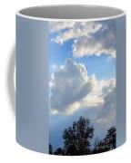 October's Cloud Illumination 2012 Coffee Mug