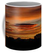 October's Colorful Sunrise 2 Coffee Mug