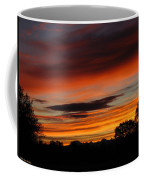 October's Colorful Sunrise Coffee Mug