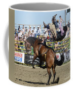 Rodeo Off In A Flash Coffee Mug