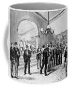 Office-seekers, 1877 Coffee Mug