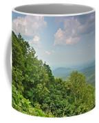 Oh Beautiful For Spacious Skies Coffee Mug