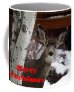 Oh Deer Merry Christmas Coffee Mug
