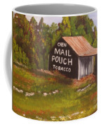 Ohio Mail Pouch Barn Coffee Mug