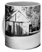 Ohio Shed Bw Coffee Mug