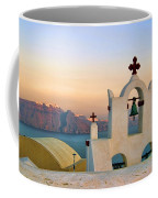 Oia In Santorini Coffee Mug