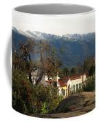 Ojai With Snow Coffee Mug