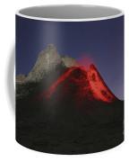 Ol Doinyo Lengai Eruption, Rift Valley Coffee Mug
