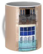Old And New With Same View Coffee Mug