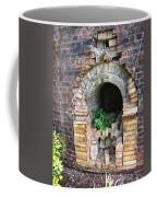 Old Antique Brick Kiln Fire Box Coffee Mug