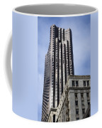 Old Architecture Is Juxtaposed Coffee Mug
