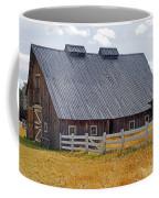 Old Barn And Fence Coffee Mug
