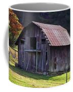 Old Barn In Etowah Coffee Mug