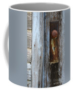 Old Blue Door 1 Coffee Mug