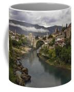 Old Bridge Of Mostar Coffee Mug