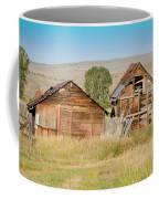 Old Building Woodruff Utah Coffee Mug
