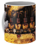 Old Cat In The Woods Coffee Mug